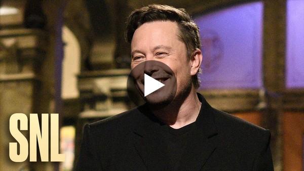 Elon Musk Monologue - SNL