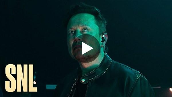Chad on Mars - SNL