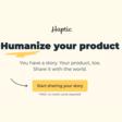 Haptic - Humanize your product
