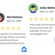 Share one simple link to collect feedback and reviews from your customers