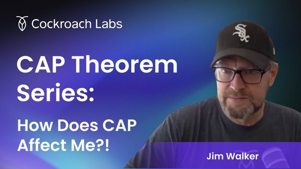 The Cockroach Hour: What is CAP Theorem?