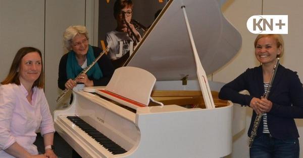 Kreismusikschule Segeberg - Neue Chefin Kristin Guddath wandert gern steil bergauf