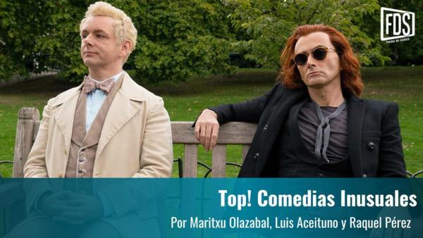 TOP! | Las mejores comedias inusuales