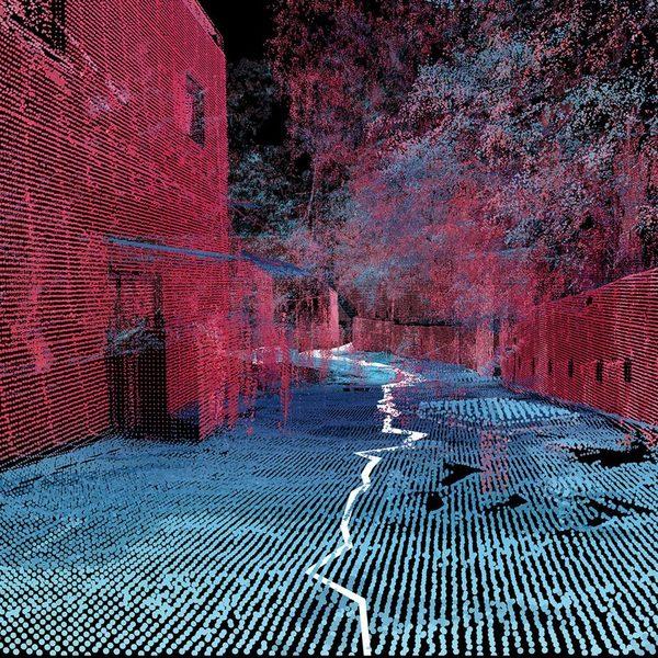 MIT Senseable City Lab maps Brazilian favela with handheld 3D-scanners