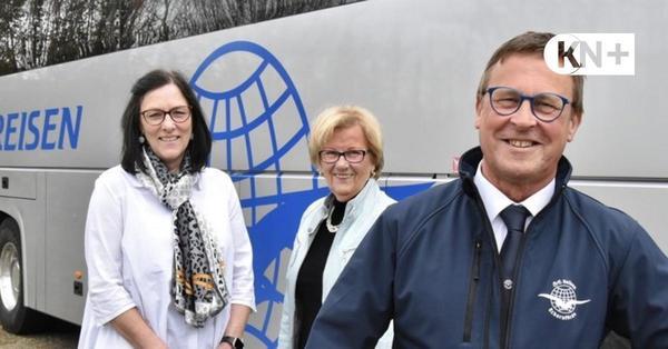 Busfahrer des Stadtverkehrs Eckernförde erzählt aus 40 Jahren Dienstzeit