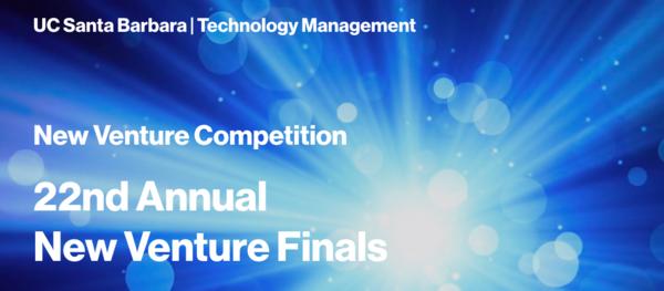 UC Santa Barbara's 2021 New Venture Competition   3:00 PM