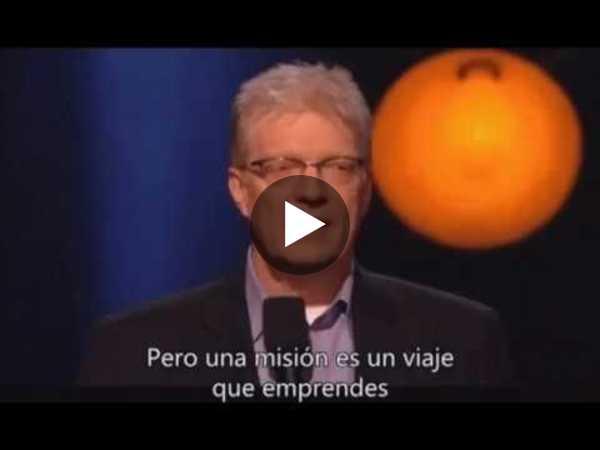 Ken Robinson - Cómo Encontrar La Pasión (Finding Your Element)