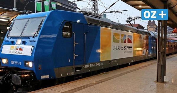 Jetzt also doch! Der Urlaubs-Express erhält einen Halt in Rostock – aber erstmal nicht am Hauptbahnhof