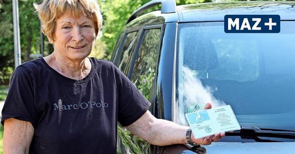 Falkensee:Strafzettel trotz Behinderten-Parkausweis