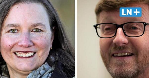 Bürgermeisterwahl in Timmendorfer Strand: Puschaddel und Partheil gehen in die Stichwahl