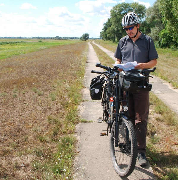 Veikko Jungbluth ist viel in Brandenburg und Berlin unterwegs.