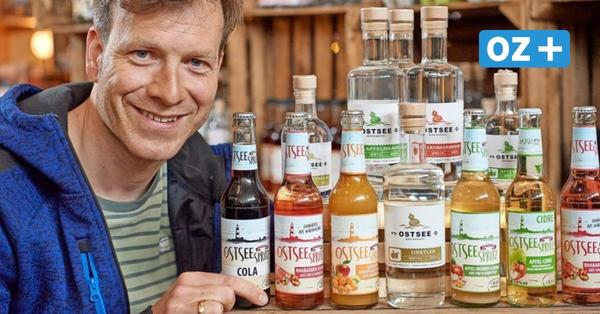 Mecklenburger Cola und Ostsee-Brand: Spritzige Ideen aus der Satower Saftschmiede