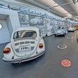 Automuseum Wolfsburg bietet erstmals virtuellen Rundgang