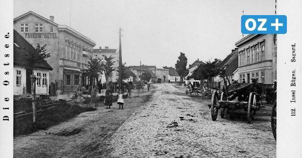 Rügen wurde nach 1880 fotografisch dokumentiert