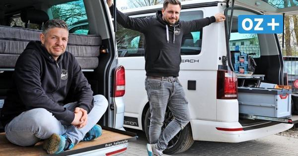 Rostock: Reisen auf Rädern – Neue Werkstatt baut Vans zu individuellen Camping-Mobilen um