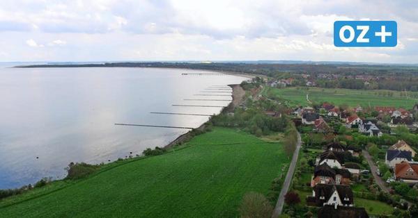 Investoren wollen Boltenhagens Steilküste bebauen: Treppe und 350 Parkplätze geplant