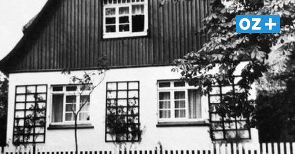 Das war die Biologische Station der Uni Greifswald in Ahrenshoop
