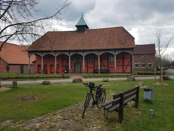 Die Stechinelli-Kapelle in Wieckenberg ist eine architektonische Besonderheit. (Foto: Bernd Haase)
