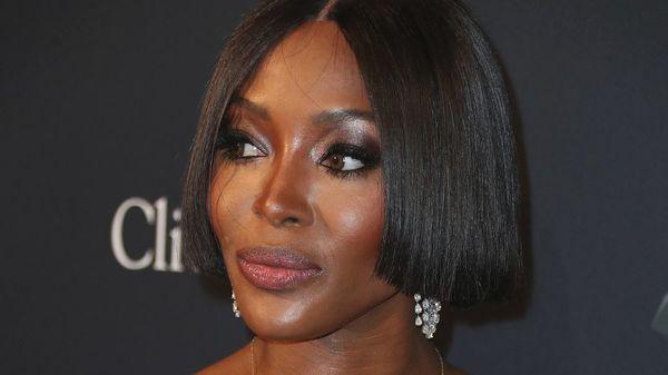Topmodel Naomi Campbell mit 50Jahren zum ersten Mal Mutter geworden