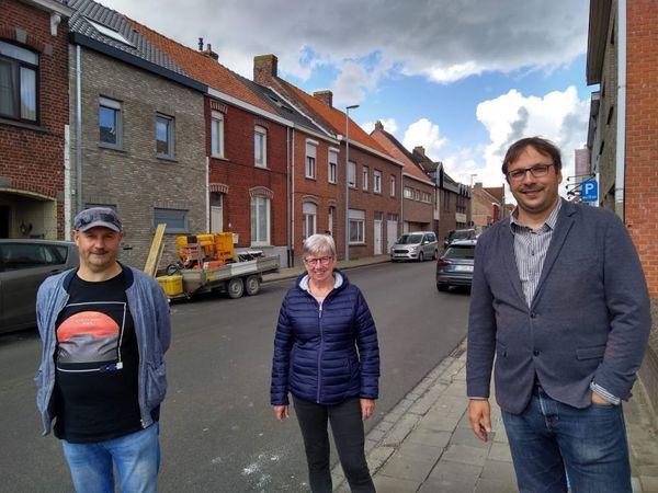 Enfin une solution pour la route Messines-Heuvelland - Eindelijk oplossing voor weg Mesen-Heuvelland