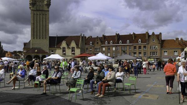 Comment Bergues va animer la saison estivale - Bergues plant een actieve zomer
