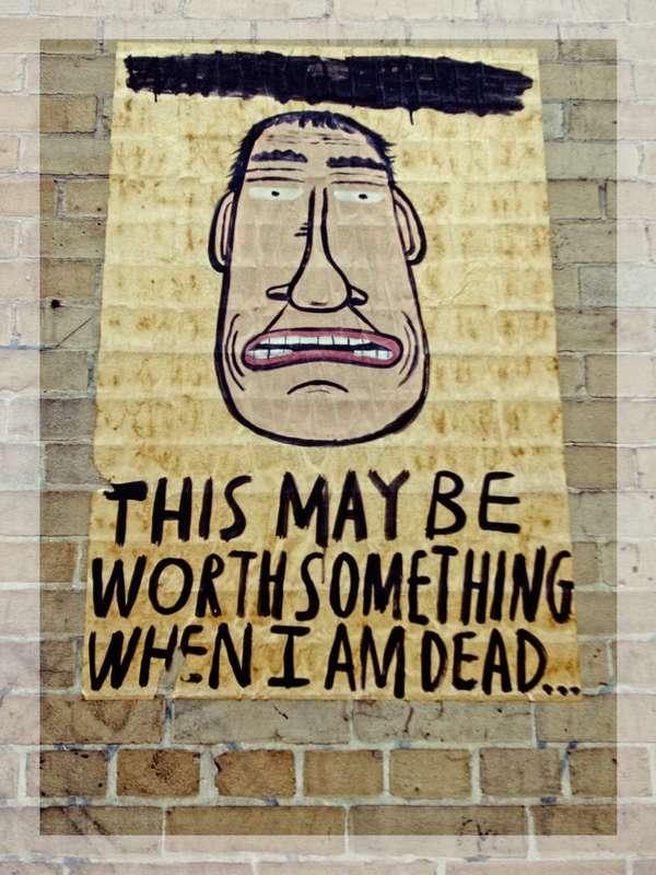 This may be worth something, Bushwick, Brooklyn, May 2015