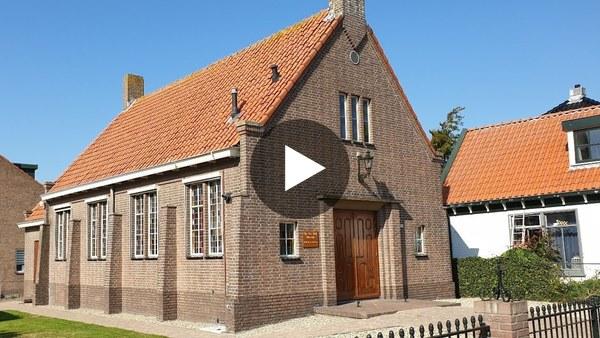 RIJNSATERWOUDE - Middagdienst zondag 16 mei CGK met ds. H. van der Ham (video)
