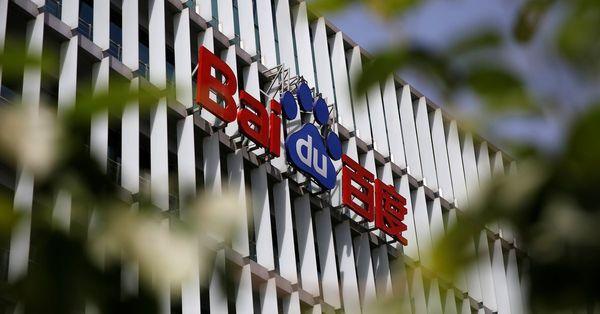 China's Baidu beats quarterly revenue estimates on cloud, AI boost
