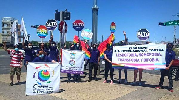 Foto: Comité de la Diversidad Sexual de Chihuahua
