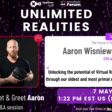 Unlimited Realities Speaker Session - OVR Technology