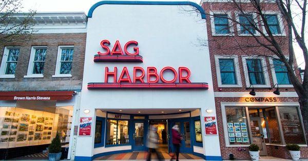 A First Look Inside Sag Harbor's Rebuilt Cinema | Vulture