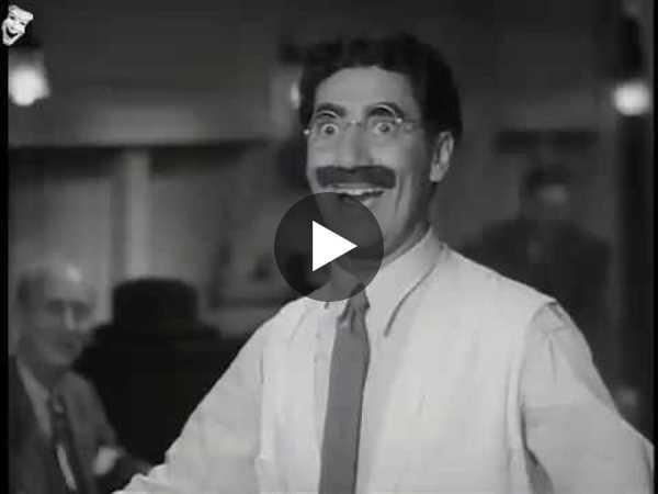 Groucho Marx - Lydia the Tattooed Lady