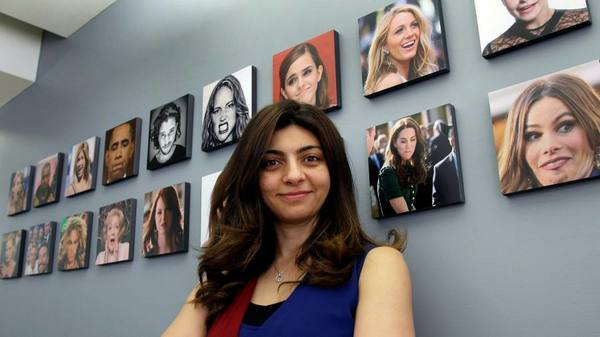 Rana el Kaliouby: 'We should think of ourselves as stewards of technology'