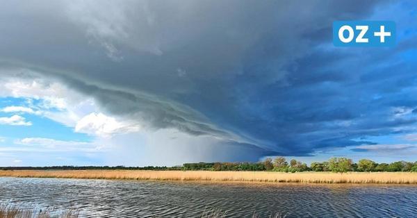 Aktuelles Wetter für Ihre Region in MV: Mix aus Sonne, Wolken und Schauern am Wochenende