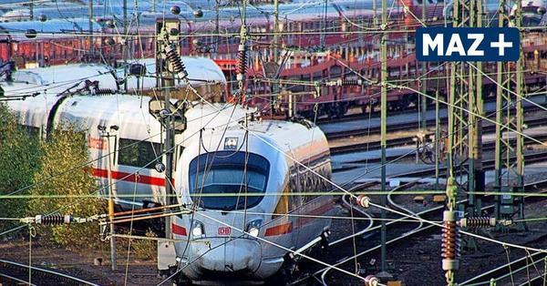 Havelland: 100 Millionen Euro für die Bahn