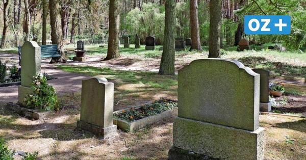 Insel Usedom: Friedhof in Paske wird zum Politikum – Hinterbliebene im Zoff mit der Stadt Usedom