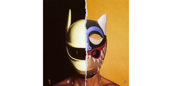 """Cover des Albums """"SOLO trip"""" von Cro, erschienen bei der Universal Music GmbH"""