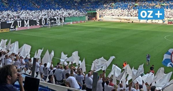 Hansa Rostock gegen VfB Lübeck im Ostseestadion: Das müssen Fans jetzt wissen