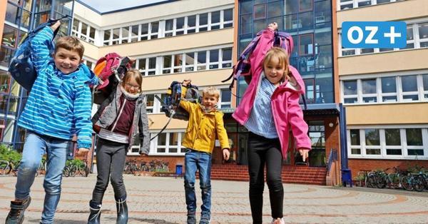 """Schulstart in Rostock: """"Die Kinder freuen sich so sehr, dass sie sich wiedersehen können"""""""
