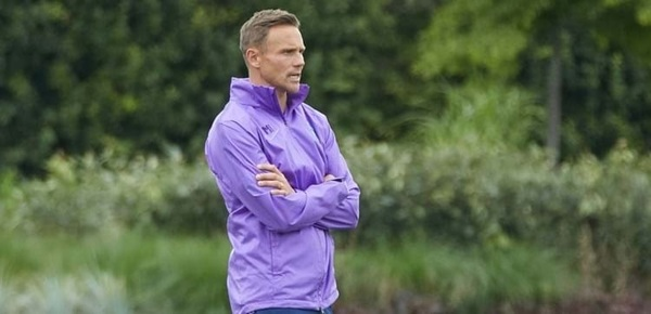 New Head Coach Matthew Taylor 'Honoured' to Be Given Walsall Opportunity