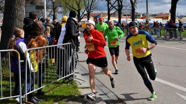 Wegen Corona: Oberelbe-Marathon erneut abgesagt