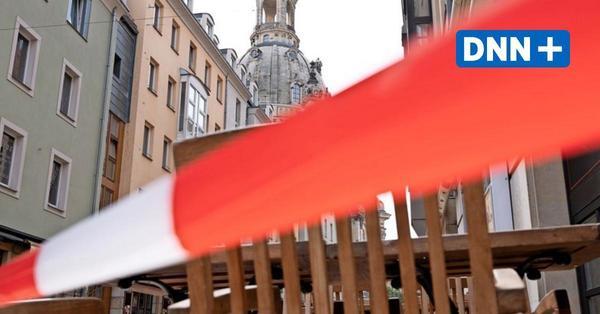 Betriebsschließung:Gastronomen klagen in Dresden gegen Versicherungen