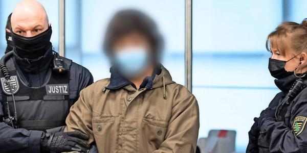 Tödlicher Messerangriff in Dresden: Verteidiger fordern Urteil nach Jugendstrafrecht