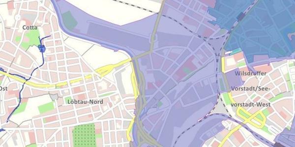 Neue Hochwasserkarten für die Weißeritz in Dresden