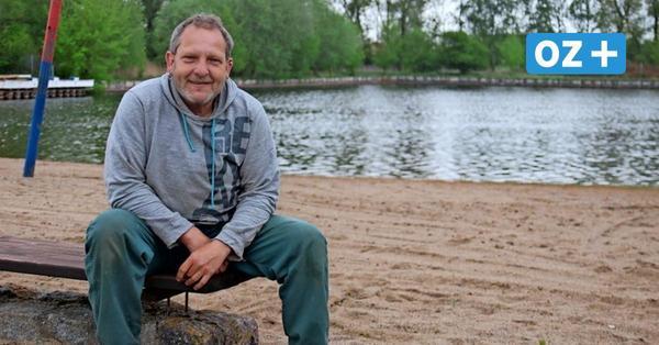 Vorbereitungen auf Grimmener Badesaison: Ab den Sommerferien soll es losgehen