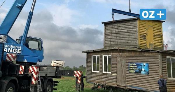 OZ-Weihnachtsaktion zahlt sich aus: Grimmener Stockcar-Gelände wird jetzt umgebaut