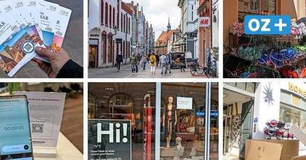So wollen die Wismarer Einzelhändler nach dem Neustart die Kunden locken