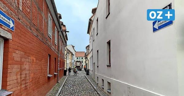 Wismar: Wo befindet sich die Sackgasse Hasenleger?
