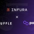 Ahora Infura y Truffle respaldan  Polygon