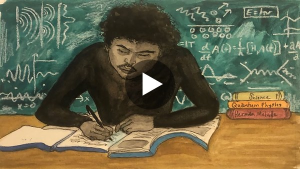 I met Derek, a curious student in San Francisco, a few years ago, when he was in ninth grade. Now he's graduating. It's been a challenging year for him. But a few months ago, good news arrived, in the form of an email. (3 min)